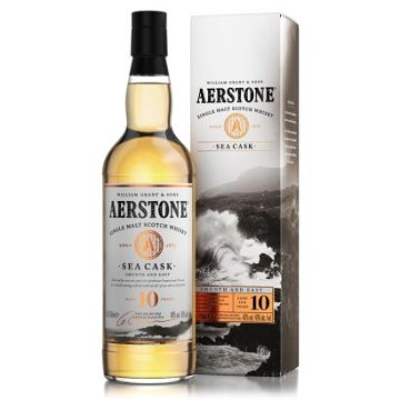 AERSTONE 10 YEARS SEA CASK SINGLE MALT