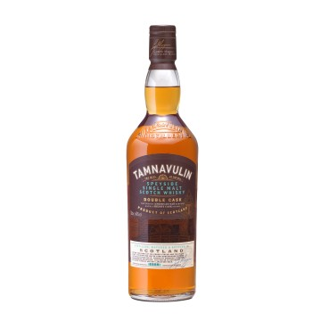Tamnavulin Single Malt Scotch Whisky, Double Cask