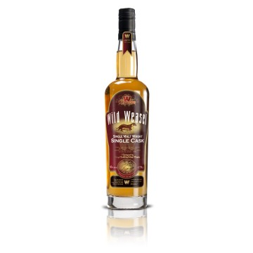 Wild Weasel Single Cask Single Malt Whiskey